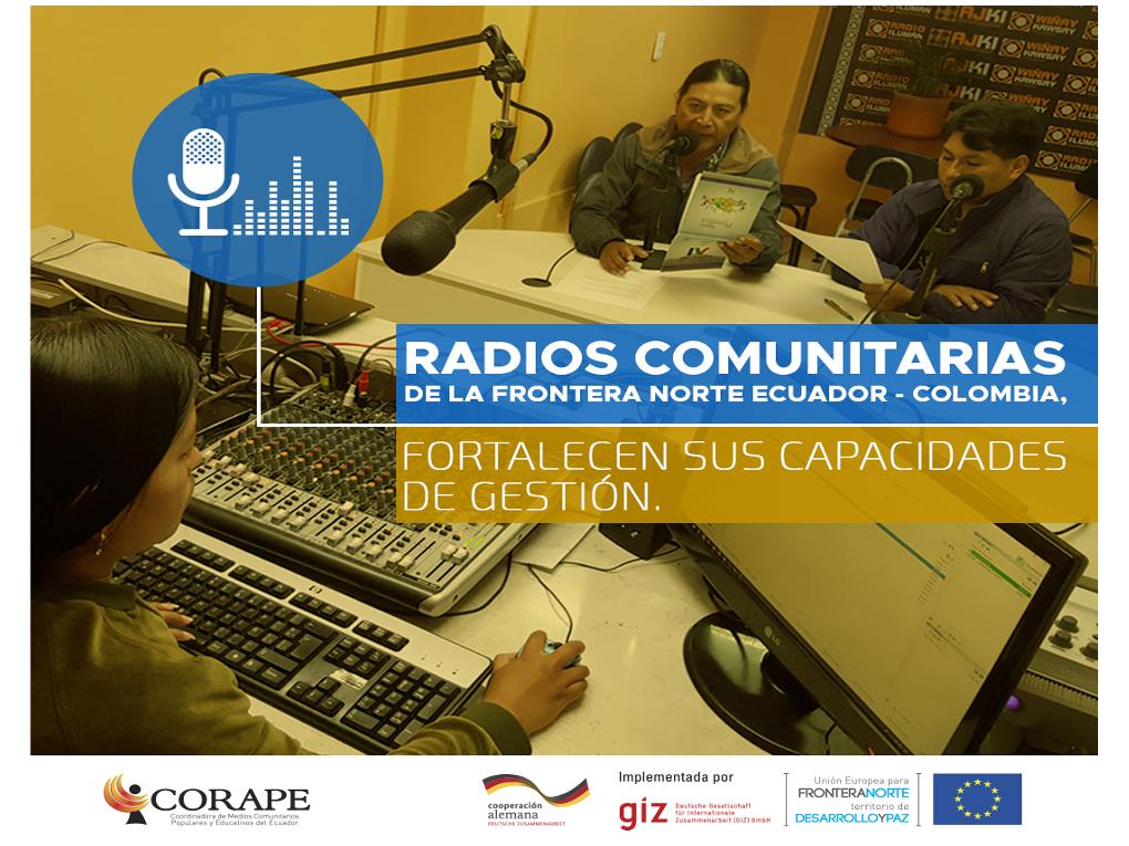 Radios comunitarias de la Frontera Norte fortalecen sus capacidades de gestión de medios