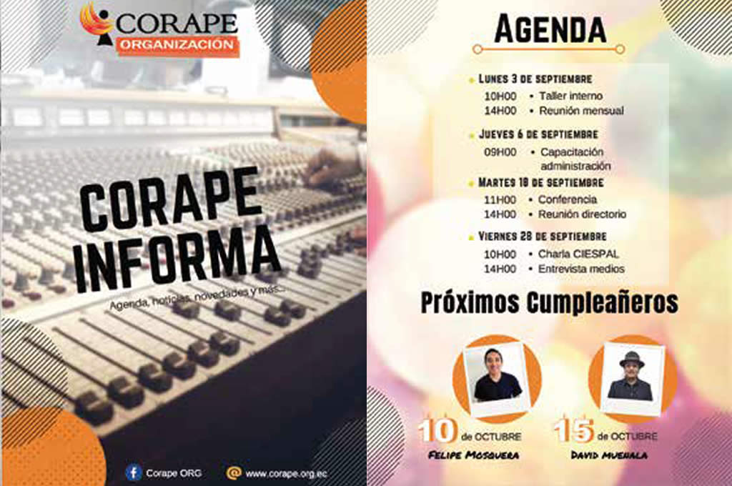 Revista Digital - Corape